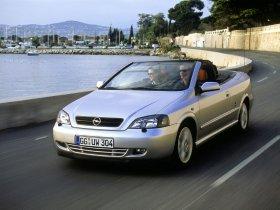 Ver foto 13 de Opel Astra Gonvertible G 2001