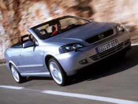 Ver foto 10 de Opel Astra Gonvertible G 2001