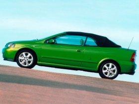 Ver foto 7 de Opel Astra Gonvertible G 2001