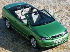Ver foto 6 de Opel Astra Gonvertible G 2001
