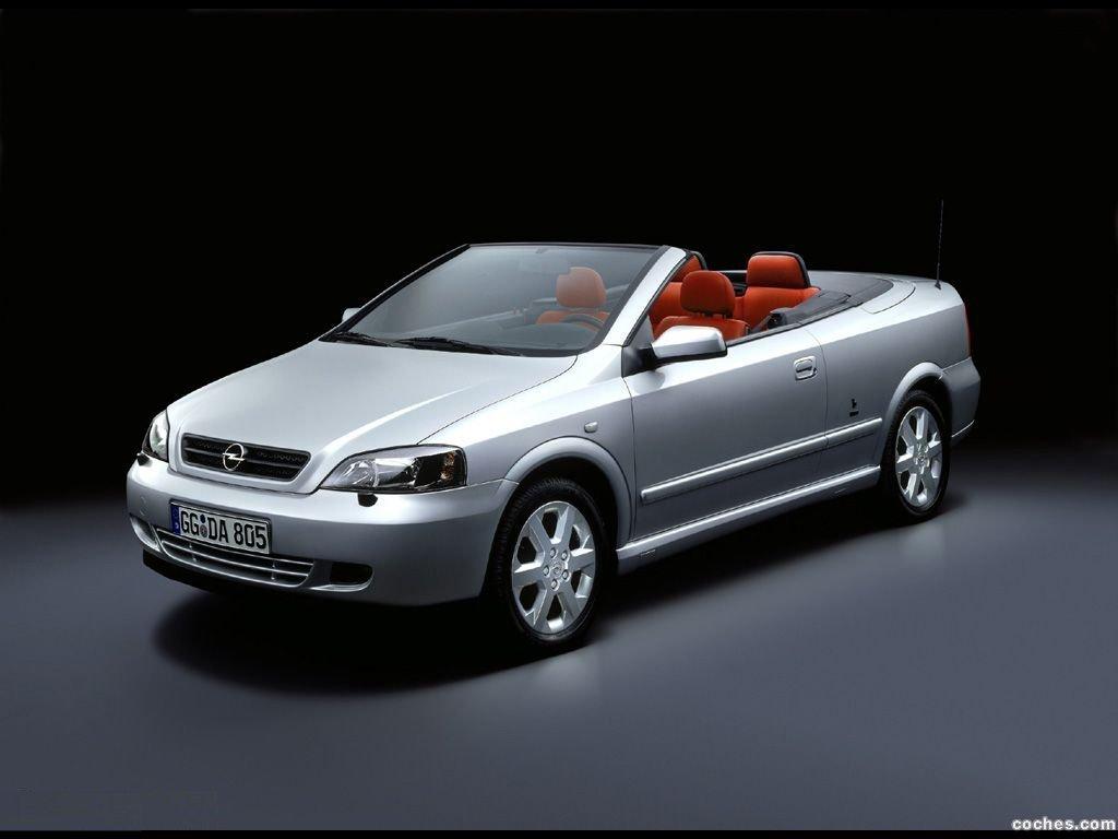Foto 0 de Opel Astra Gonvertible G 2001
