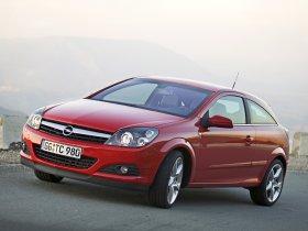 Ver foto 7 de Opel Astra H GTC 2005