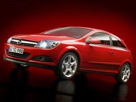 Ver foto 2 de Opel Astra H GTC 2005