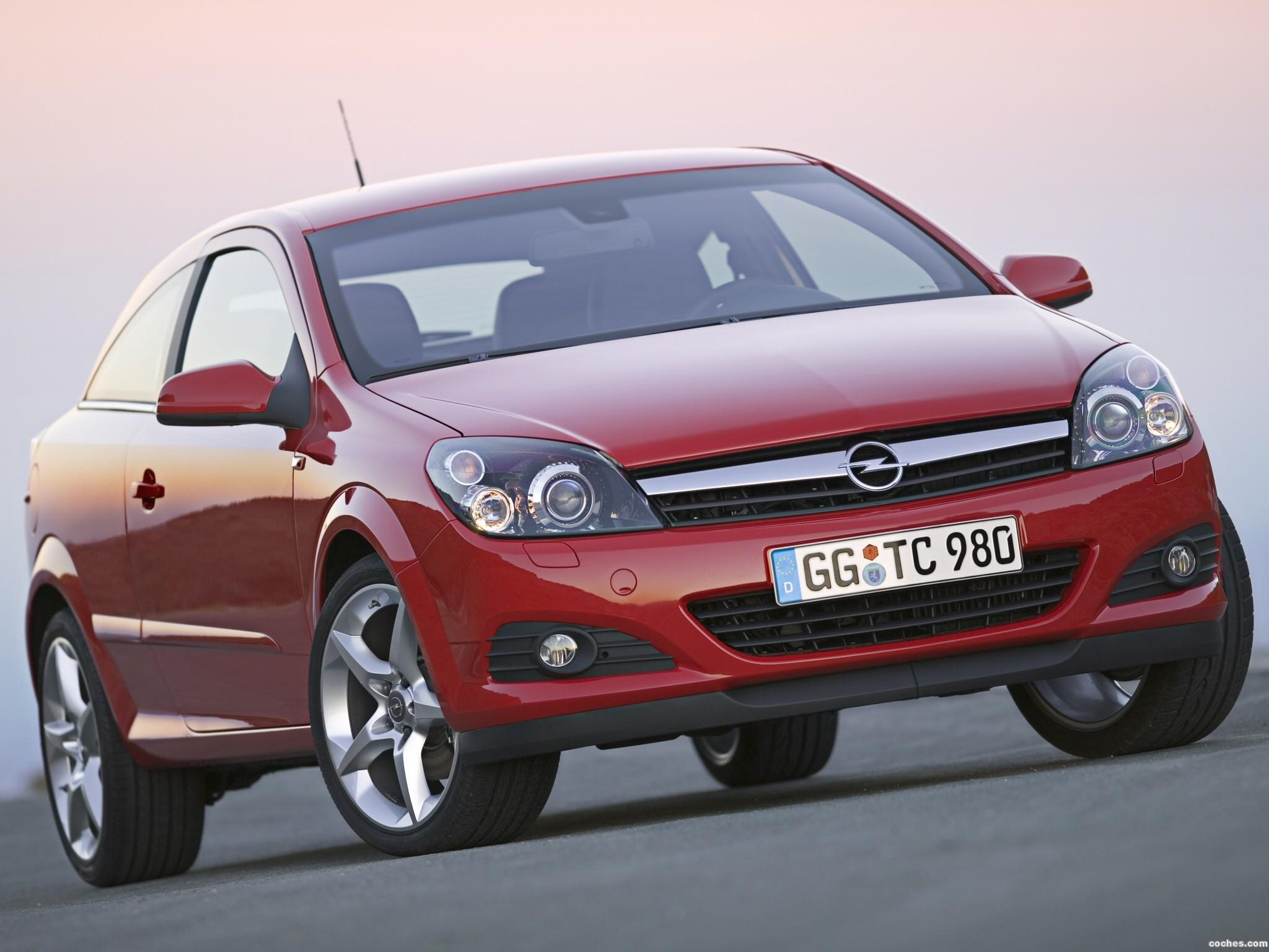 Foto 0 de Opel Astra H GTC 2005