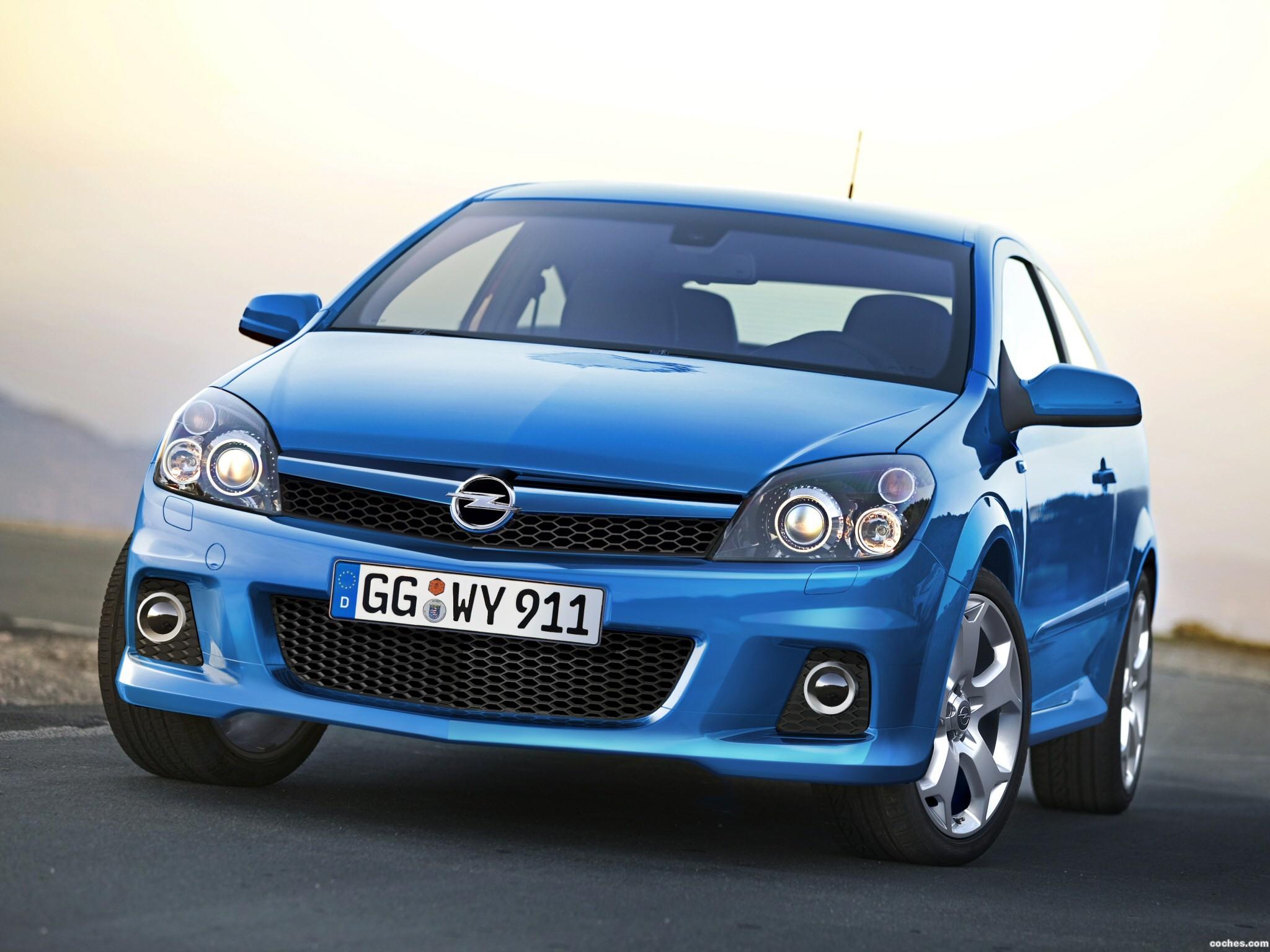 Foto 0 de Opel Astra H OPC 2005