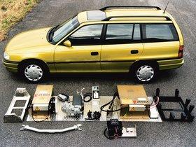 Ver foto 4 de Opel Astra Impuls II F 1992