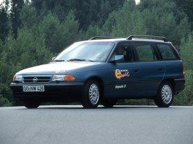 Ver foto 2 de Opel Astra Impuls II F 1992