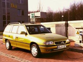Fotos de Opel Astra Impuls II F 1992