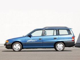 Ver foto 7 de Opel Astra Impuls II F 1992