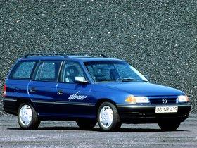Ver foto 6 de Opel Astra Impuls II F 1992
