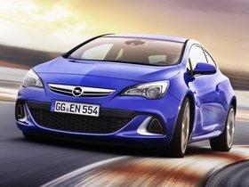 Fotos de Opel Astra GTC OPC 2012