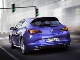 Ver foto 9 de Opel Astra GTC OPC 2012