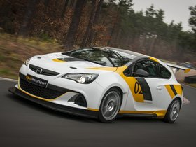 Ver foto 4 de Opel Astra OPC Cup 2013