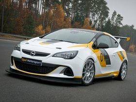 Fotos de Opel Astra OPC Cup 2013