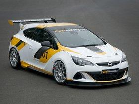 Ver foto 8 de Opel Astra OPC Cup 2013
