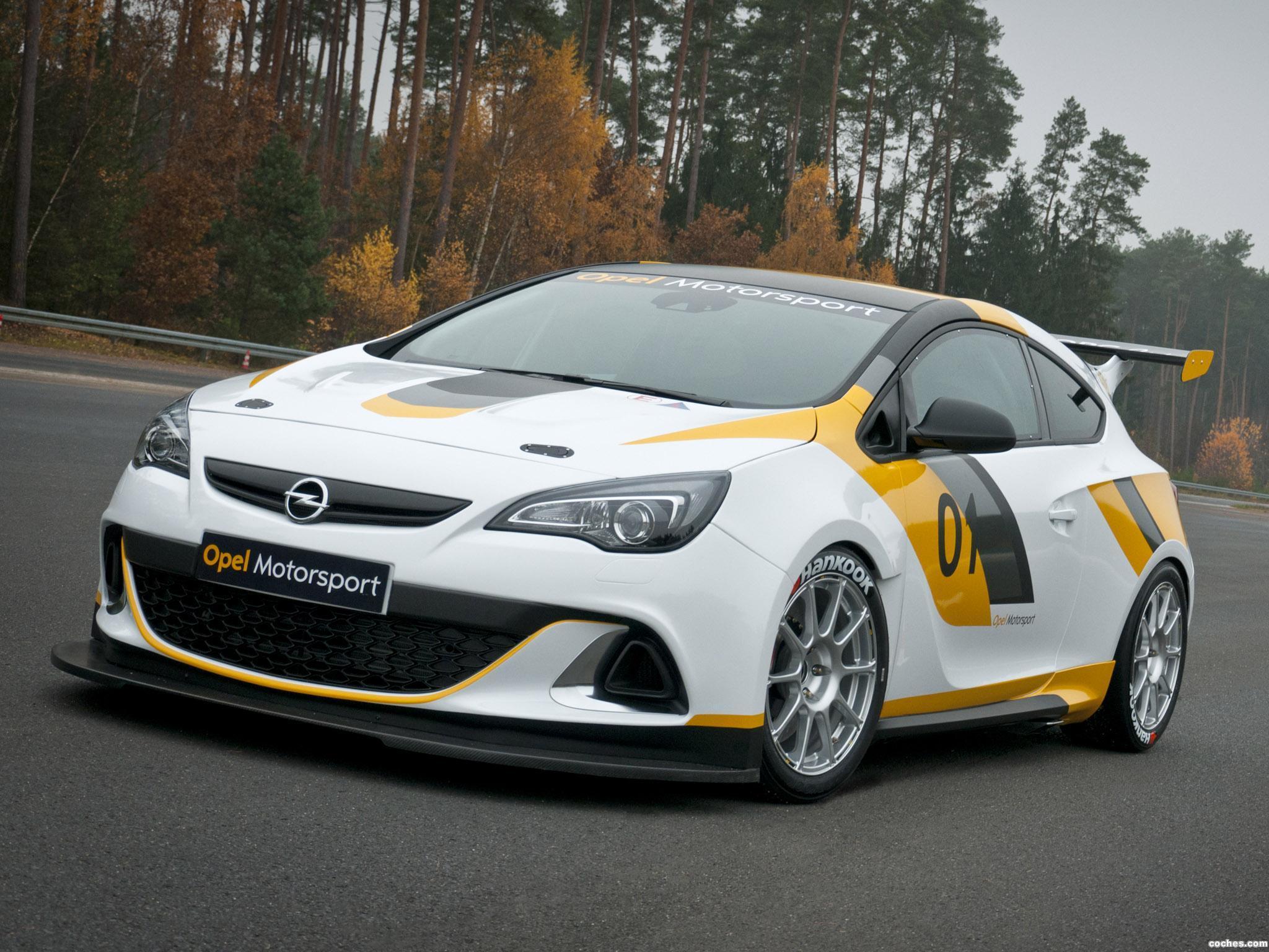 Foto 0 de Opel Astra OPC Cup 2013