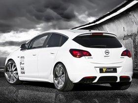 Ver foto 3 de Opel Astra GTC OPC EDS 2011