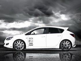 Ver foto 2 de Opel Astra GTC OPC EDS 2011