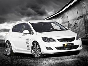 Fotos de Opel Astra GTC OPC EDS 2011