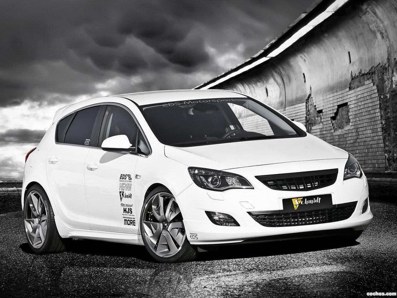 Foto 0 de Opel Astra GTC OPC EDS 2011