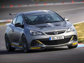 Ver foto 11 de Opel Astra OPC Extreme Concept 2014