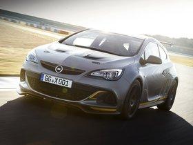 Ver foto 10 de Opel Astra OPC Extreme Concept 2014