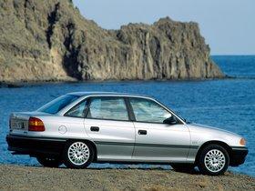 Ver foto 7 de Opel Astra Sedan F 1991