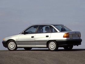 Ver foto 6 de Opel Astra Sedan F 1991