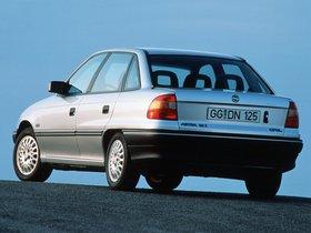 Ver foto 4 de Opel Astra Sedan F 1991