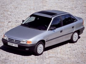 Ver foto 3 de Opel Astra Sedan F 1991