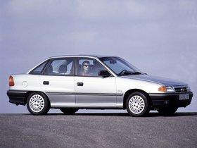 Ver foto 2 de Opel Astra Sedan F 1991