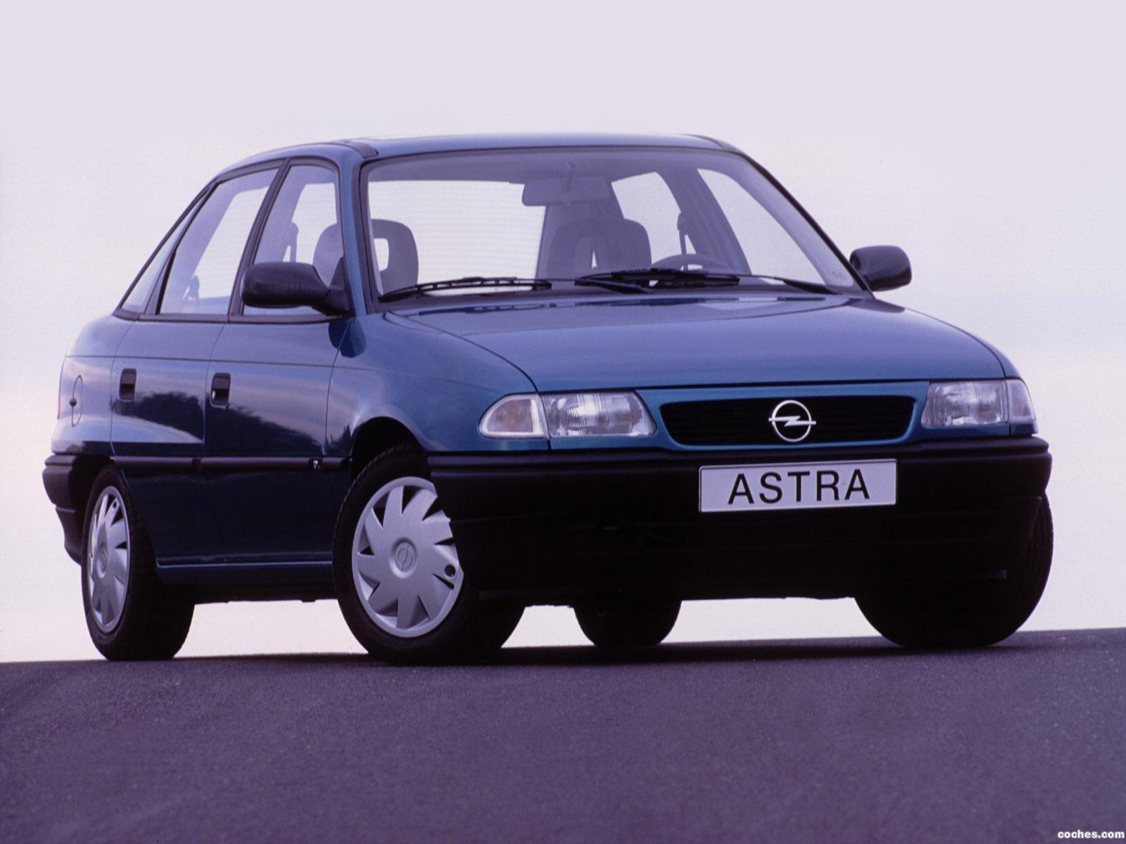 Foto 0 de Opel Astra Sedan F 1994