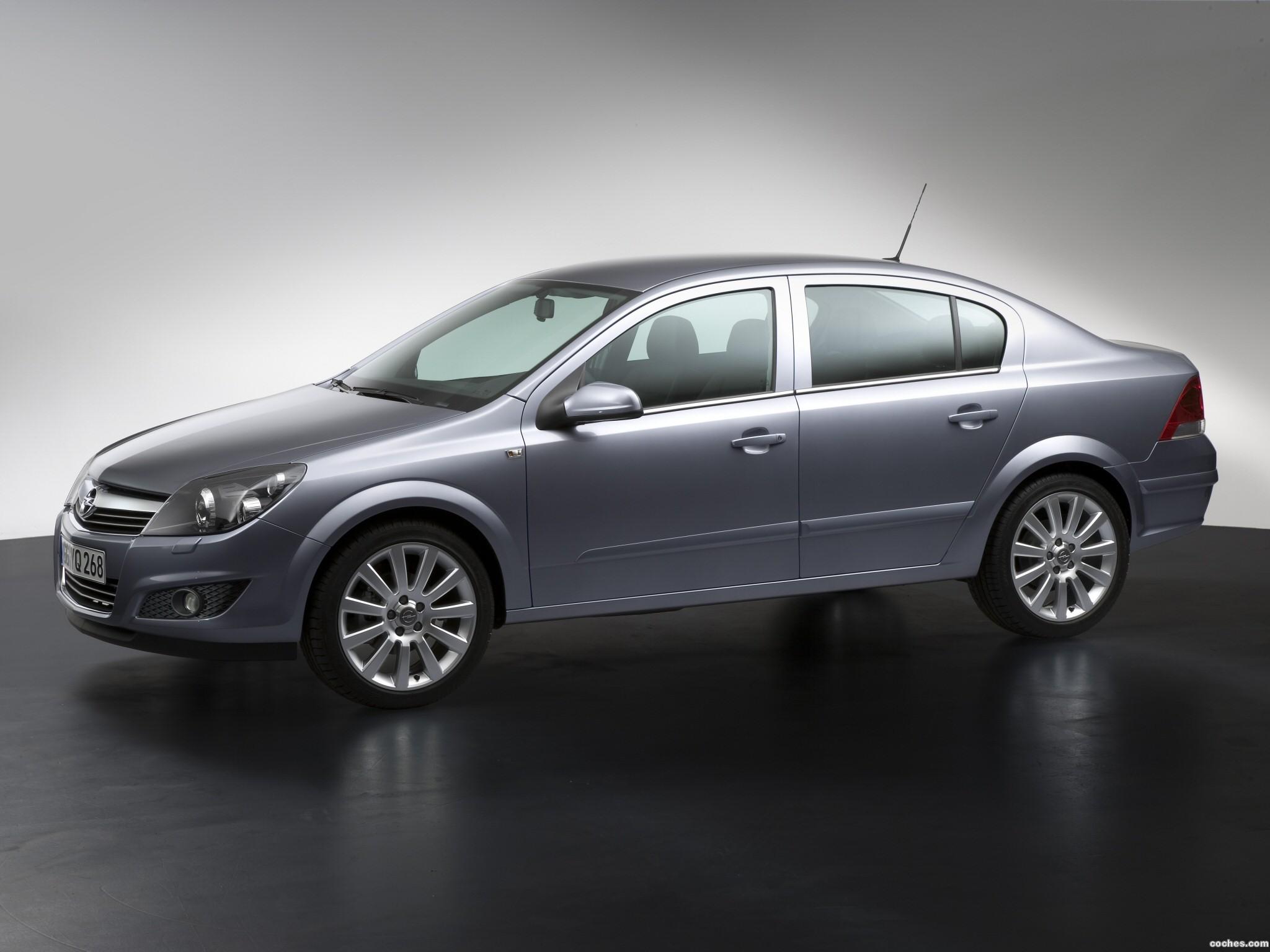 Foto 0 de Opel Astra Sedan H 2006