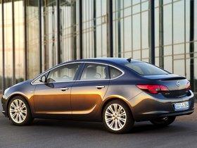 Ver foto 3 de Opel Astra Sedan J 2012