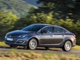 Ver foto 7 de Opel Astra Sedan J 2012