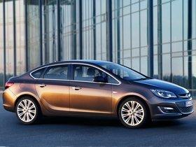 Ver foto 5 de Opel Astra Sedan J 2012