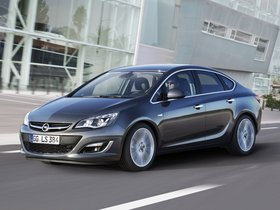 Ver foto 4 de Opel Astra Sedan J 2012