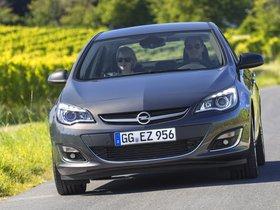Ver foto 8 de Opel Astra Sedan J 2012