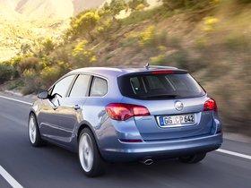 Ver foto 11 de Opel Astra Sports Tourer 2010