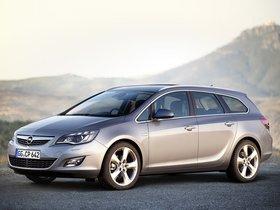 Ver foto 2 de Opel Astra Sports Tourer 2010