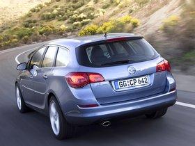 Ver foto 10 de Opel Astra Sports Tourer 2010