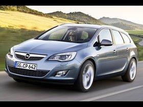 Ver foto 9 de Opel Astra Sports Tourer 2010