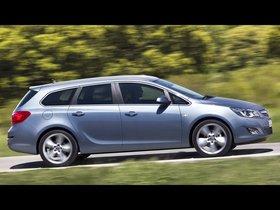 Ver foto 8 de Opel Astra Sports Tourer 2010