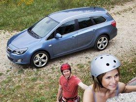 Ver foto 7 de Opel Astra Sports Tourer 2010