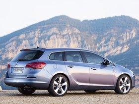 Ver foto 5 de Opel Astra Sports Tourer 2010