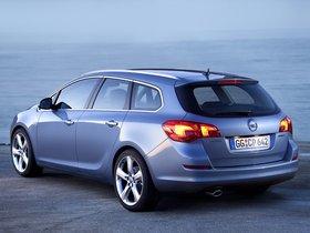 Ver foto 4 de Opel Astra Sports Tourer 2010