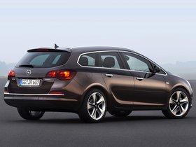 Ver foto 3 de Opel Astra Sports Tourer 2012