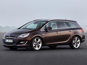 Fotos de Opel Astra Sports Tourer 2012