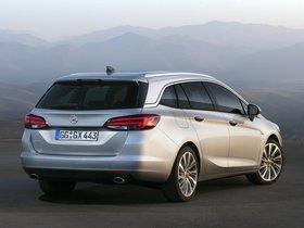 Ver foto 9 de Opel Astra Sports Tourer 2015