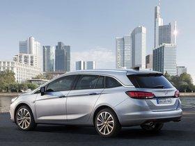 Ver foto 8 de Opel Astra Sports Tourer 2015